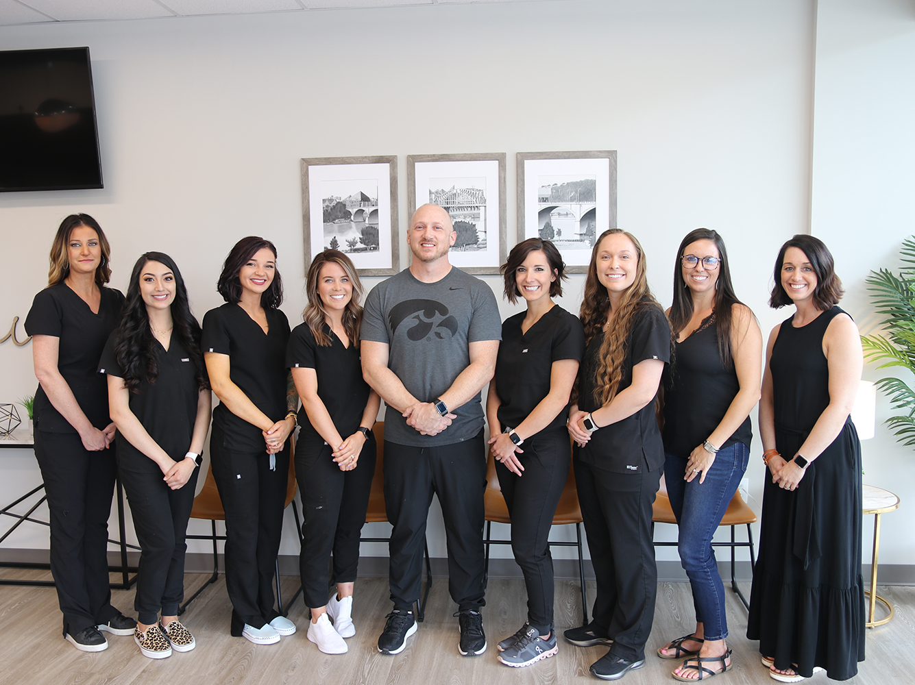 dentist in East Ridge TN team